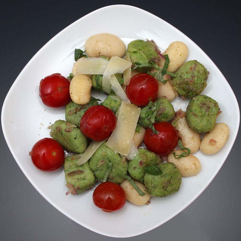 basilikum-gnocchi