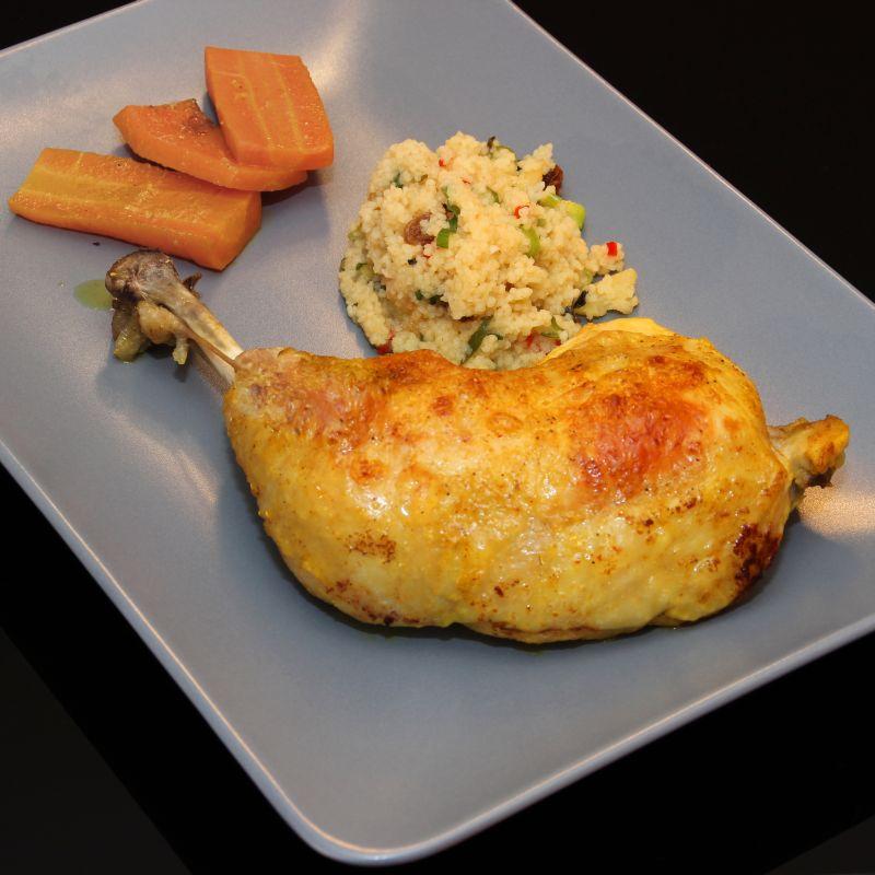 tunesisches Huhn
