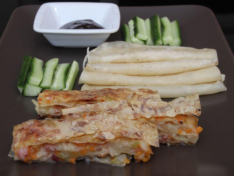 Pekingente vegetarisch2