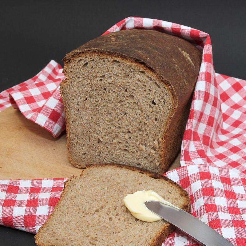 Roggenmisch-Toast