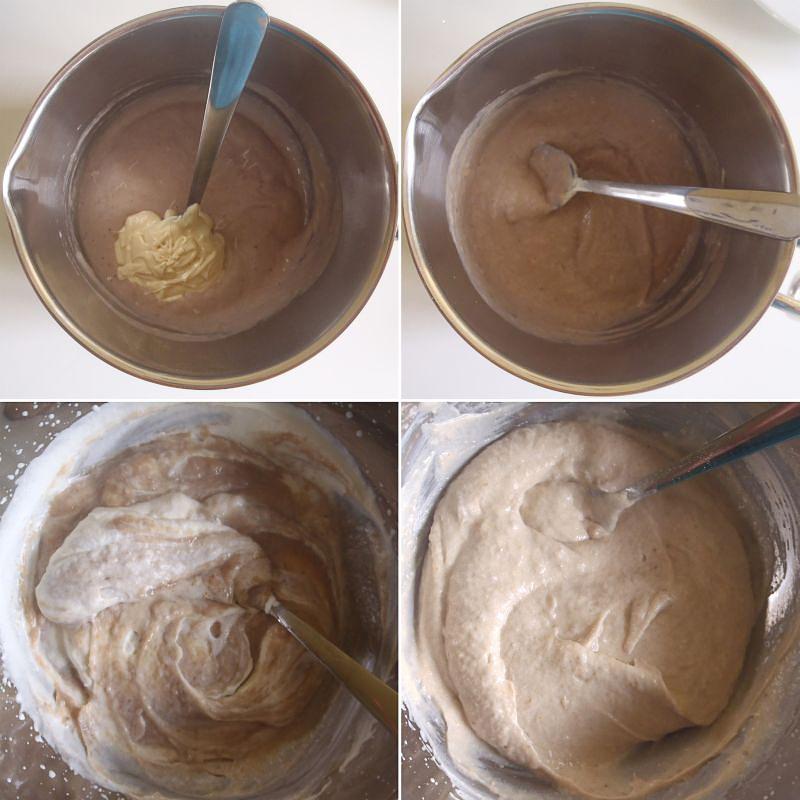Schokoladen-Bananen-Mousse
