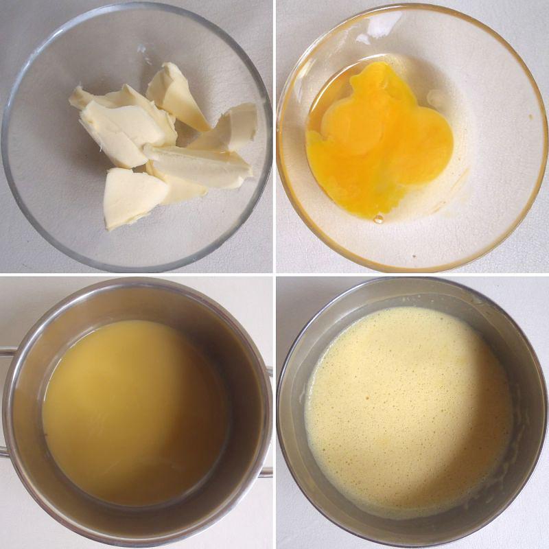 Currycreme serie
