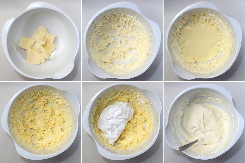 Buttercreme Serie-kl