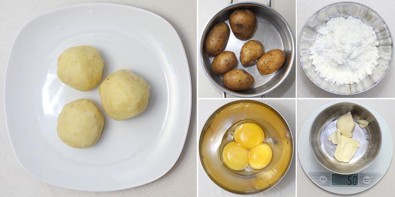kartoffel-klösse Serie