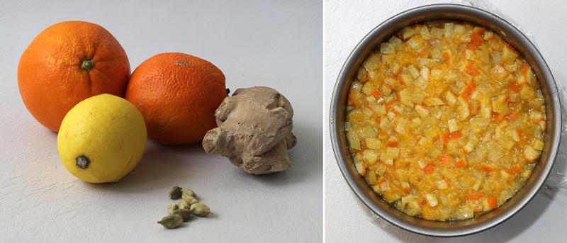orangenmarmelade Serie