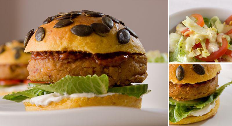 linsenburger mit details
