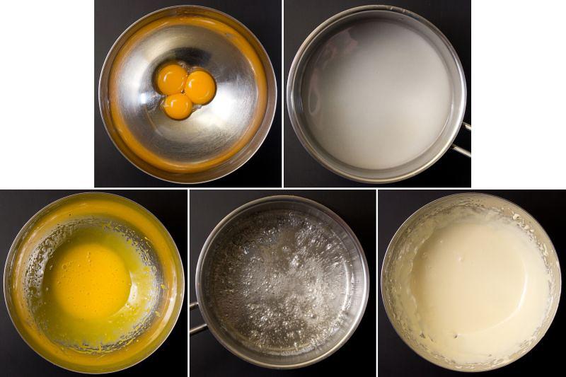 buttercreme eigelb