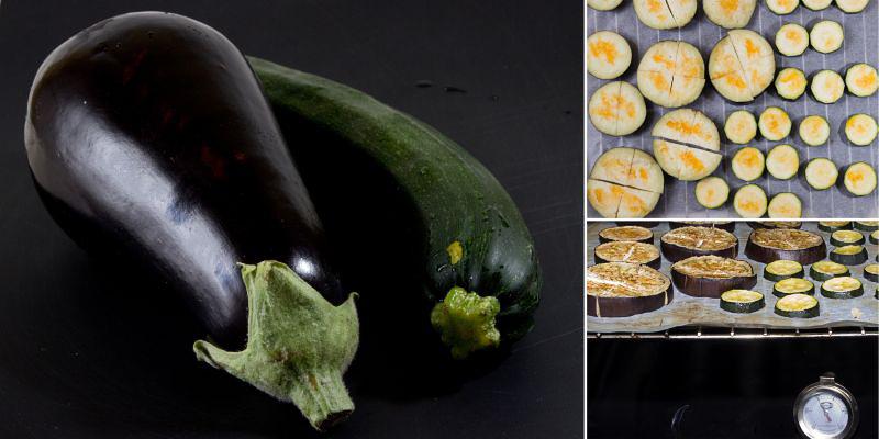 aubergine zucchini serie