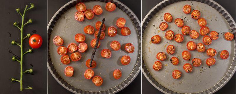konfierte tomaten serie
