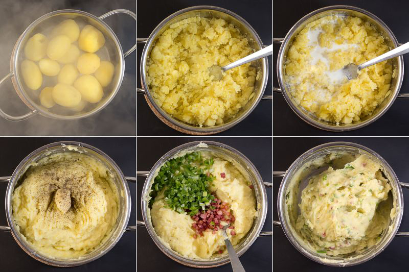 kartoffelpüree serie