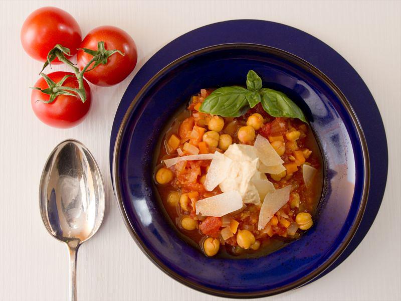minestrone mit hummus 10