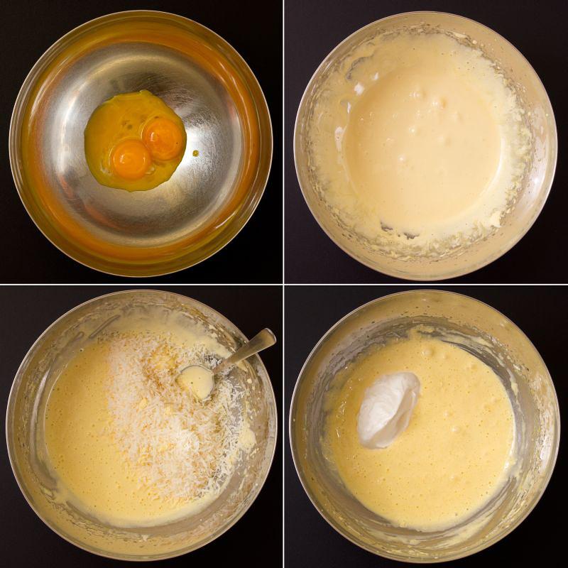 parmesanmousse serie