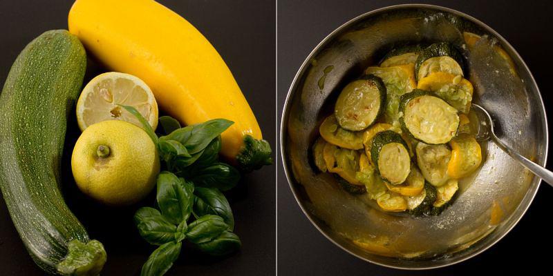 zucchini salat serie