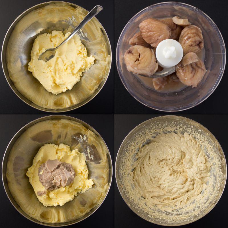 maronen buttercreme serie