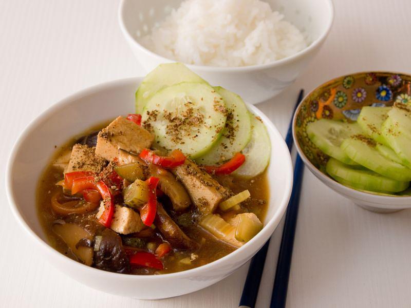 tofu mit schwarzem essig 14