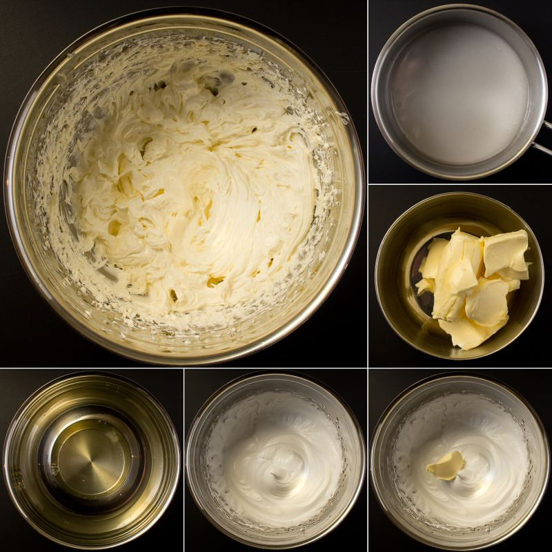 buttercreme serie