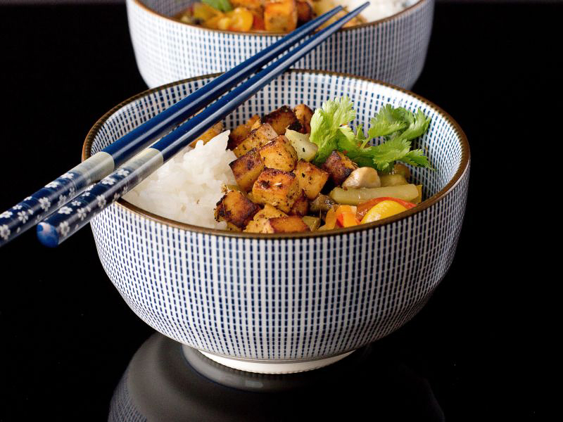 misogemüse mit tofu 8