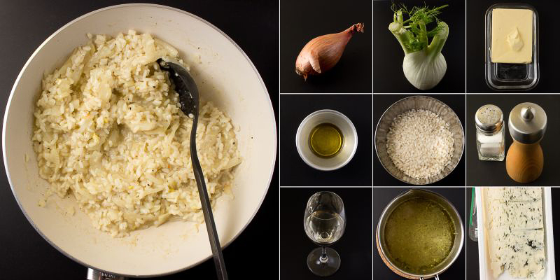 fenchelrisotto serie