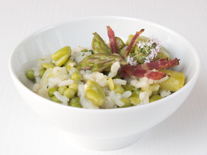 grünes risotto 3