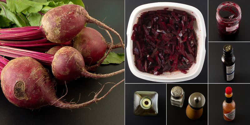 rote bete salat serie