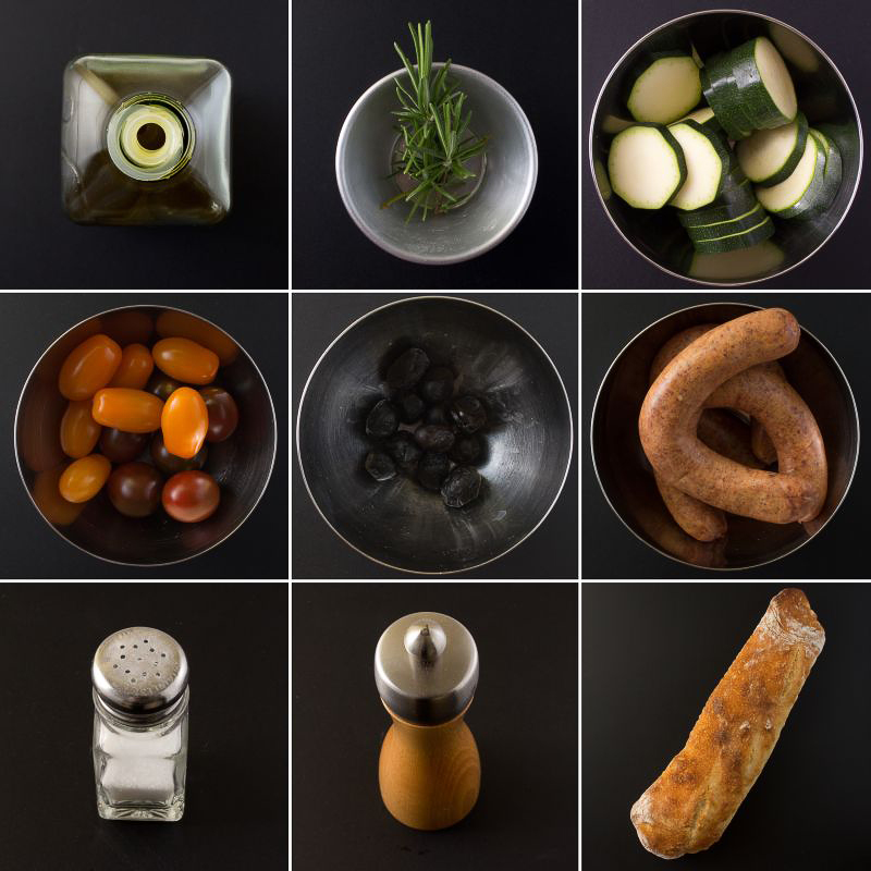 merguez-brot-salat serie