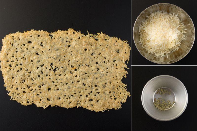 parmesancrunch serie