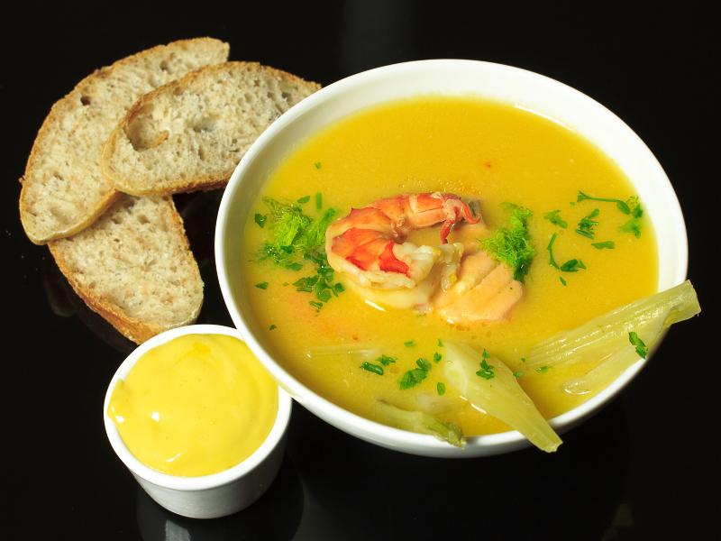 Fischsuppe 7