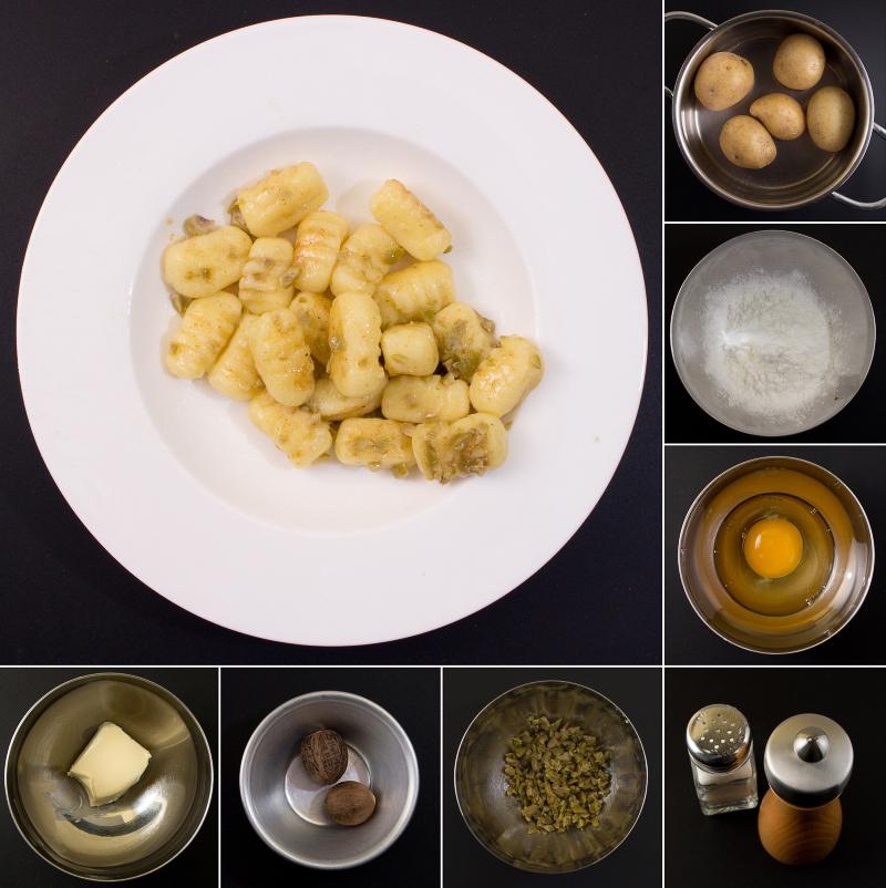 Oliven Gnocchi Serie