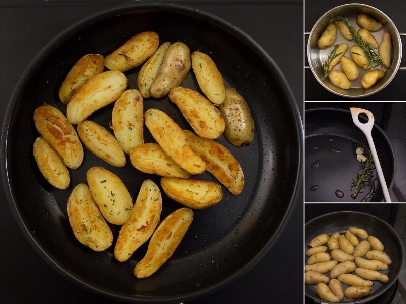 Rosmarin-Kartoffeln Serie