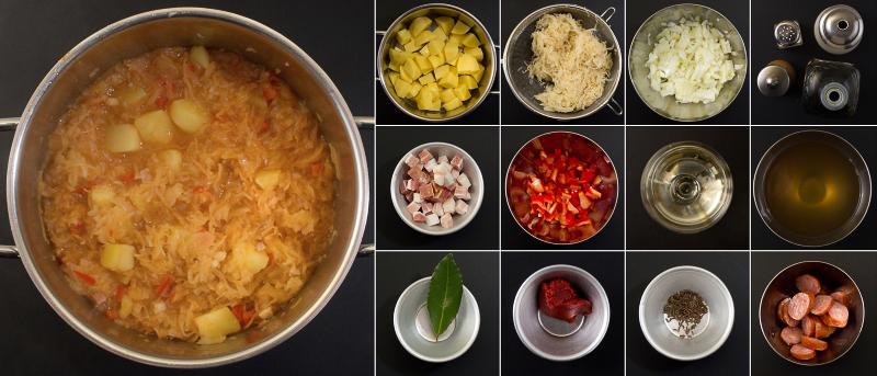 Sauerkrautsuppe serie