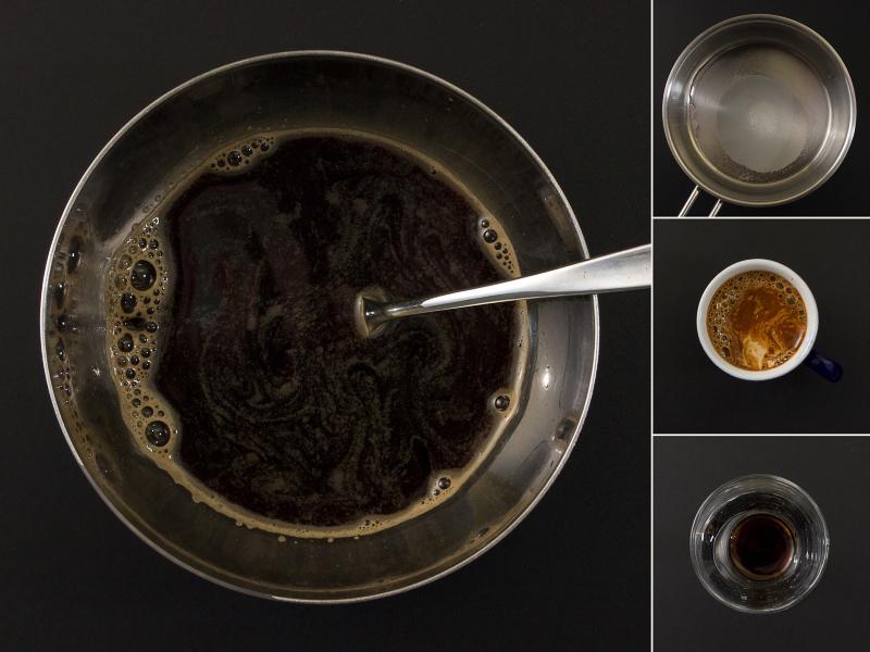 Kaffeesirup Serie