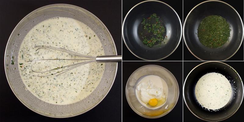 Joghurtsosse Serie 1