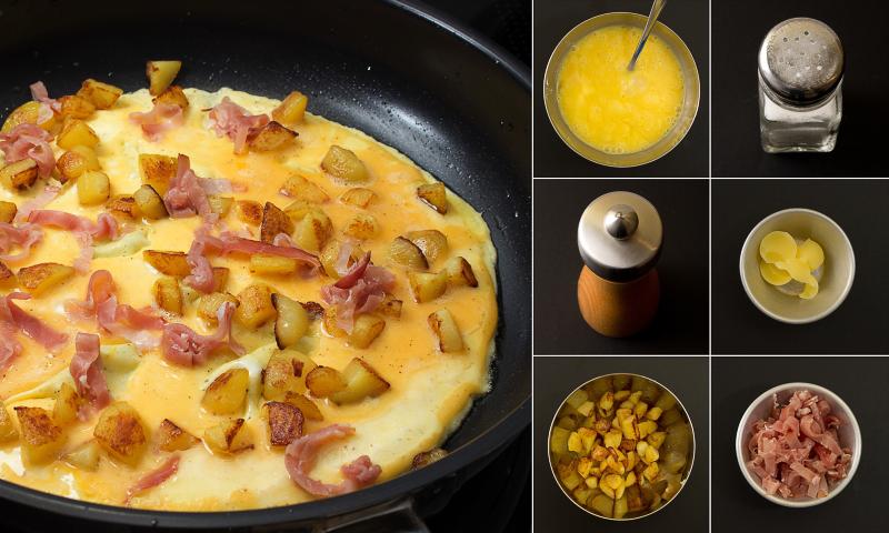 Omelette Serie