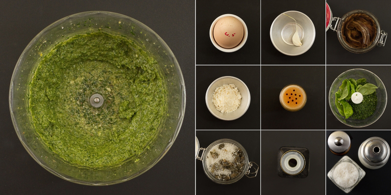 salsa verde serie
