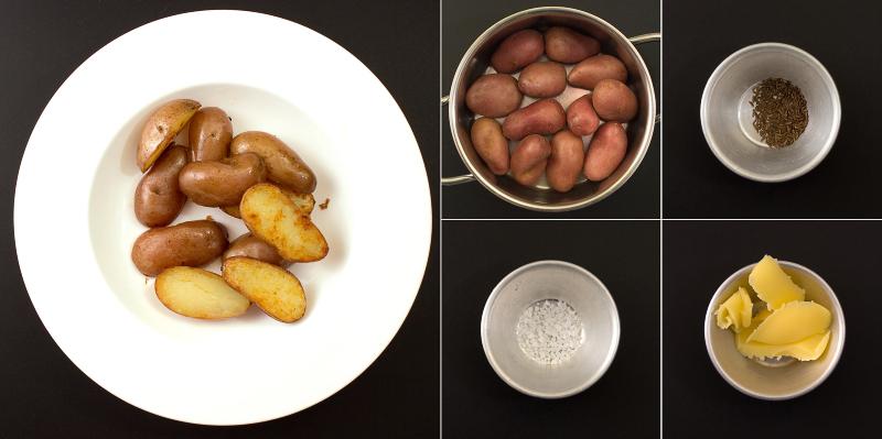Kartoffelserie