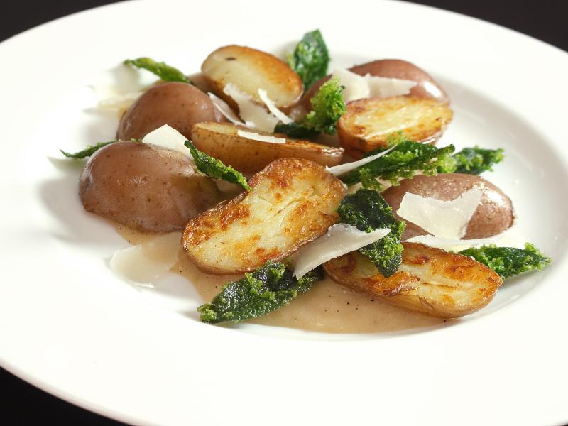 Salbeikartoffeln 3