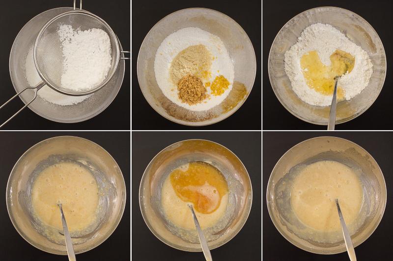 Citron Flavored Dough Serie
