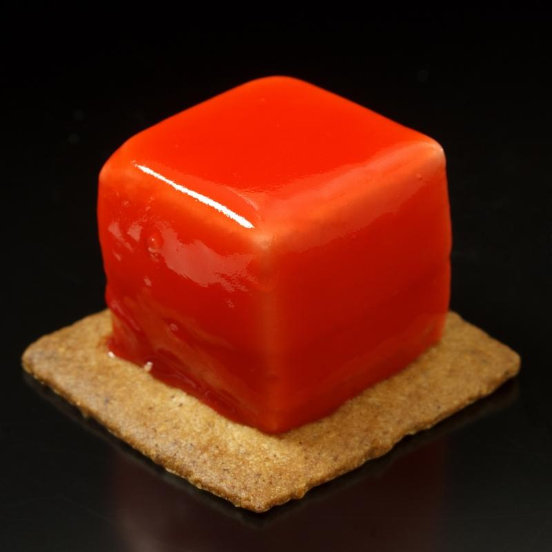 Edbeer-Joghurt-Törtchen