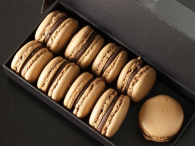 Buchweizen-Macarons1