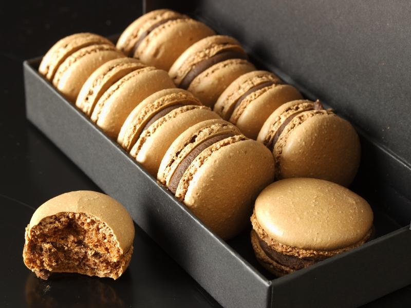 Buchweizen-Macarons2