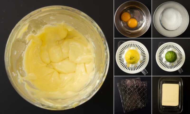 Zitronen-Curd