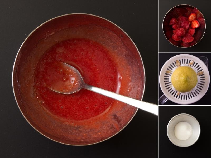 Erdbeer Kompott Serie