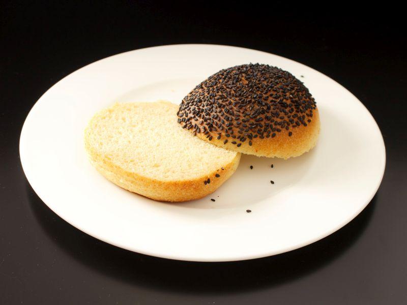 Burger Buns mit Öl1
