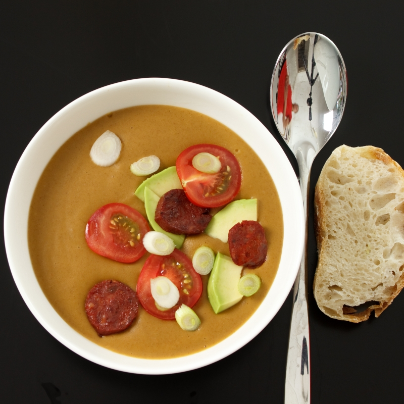 Cremige Linsensuppe1